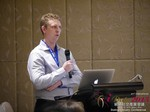 Daniel Haigh - COO of Oasis at iDate2015 China