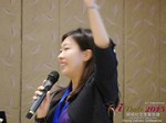 Violet Lim - CEO of Lunch Actually at the 2015 Asia and China Online Dating Industry Conference in China