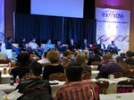 Final Panel at the 2015 Internet Dating Super Conference in Las Vegas