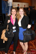 Networking at the 40th International Dating Industry Convention
