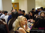 Lunch Among European And Global Dating Industry Executives   at the 2015 UK Online Dating Industry Conference in London