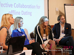 Panel On Effective Collaboration For Offline Dating At at the 2015 UK Online Dating Industry Conference in London