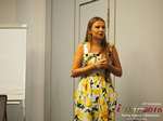 Svetlana Mukha - CEO of Diolli at the July 20-22, 2016 P.I.D. Industry Conference in Cyprus