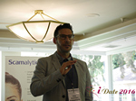 John Volturo (CMO, Spark Networks)  at the June 8-10, 2016 Califórnia Online and Mobile Dating Negócio Conference