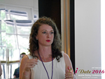 Melissa Mcdonald (Business Development at Yandex)  at the June 8-10, 2016 Los Angeles Online and Mobile Dating Indústria Conference
