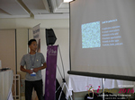 Monty Suwannukul (Product designer at Grindr)  at the 38th iDate Mobile Dating Indústria Trade Show
