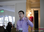 Shang Hsui Koo(CFO, Jiayuan)  at the June 8-10, 2016 Los Angeles Online and Mobile Dating Indústria Conference