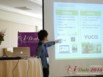 Takuya Iwamoto (Diverse-yyc-co-jp)  at the June 8-10, 2016 Califórnia Internet and Mobile Dating Indústria Conference