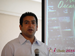 Tushar Chaudhary (Associate director at Verizon)  at the 38th Mobile Dating Negócio Conference in Califórnia