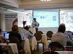 Tushar Chaudhary (Associate director at Verizon)  at the 38th Mobile Dating Indústria Conference in Los Angeles