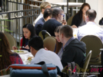 Lunch at the June 1-2, 2017 Mobile Dating Negócio Conference in Studio City