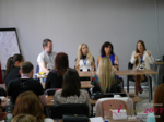 Final Panel at the 49th Dating Agency Business Conference in Minsk