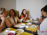 Lunch at the 49th Dating Agency Business Conference in Minsk