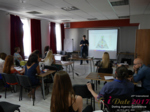 Marat Nigametzianov at the 49th Premium International Dating Business Conference in Belarus